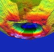 3-d Photos - Ozone Depletion Over Antarctica by NASA / Goddard Space Flight Center