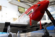 P-51b Mustang Replica Fighter Plane . 7d11157 Print by Wingsdomain Art and Photography