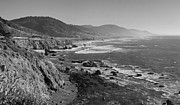 Pch Art - Pacific Coast Highway Coast by Twenty Two North Photography