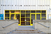 Schools Photos - Pacific Film Archive Theater . UC Berkeley . 7D10200 by Wingsdomain Art and Photography