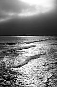 Visual Artist Metal Prints - Pacific Ocean. Huntington Beach. California Metal Print by Viktor Savchenko