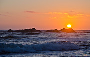 About Light  Images - Pacific Sunset