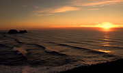Sunset Prints Originals - Pacific Sunset by Jon Burch Photography