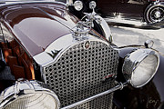 Kirkland Prints - Packard 1207-740 Roadster Grill Print by Curt Johnson