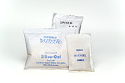Packets Of Silica Gel Print by Paul Rapson