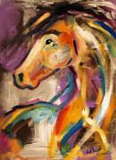 Painted Ponies Art - Paint Pony Daze by Laurie Pace
