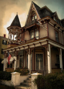 Painted Ladies Posters - Painted Lady No. 209 Poster by Colleen Kammerer