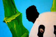 Shelly Davis - Painted Panda
