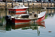 Rockport  Ma Framed Prints - Painter Wanted Framed Print by Warren Carrington