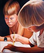 AnnaJo Vahle - Painting
