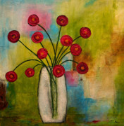 Kathy McCullen - Painting The Roses Red