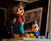 Mickey Photos - Pair Of Mickies by Christopher Holmes