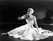 1957 Movies Photo Metal Prints - Pal Joey, Kim Novak, 1957 Metal Print by Everett