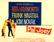 Hayworth Posters - Pal Joey, Rita Hayworth, Frank Sinatra Poster by Everett