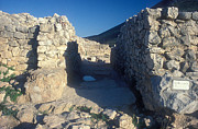 Cyclopean Prints - Palace at Mycenae Print by Andonis Katanos