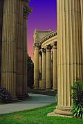 Pathway Digital Art - Palace of Fine Arts by Randall Paar