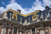 Palace Of Versailles Prints - Palace of Versaille exterior Print by Jon Berghoff