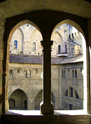 Popes Acrylic Prints - Palais des Papes View Acrylic Print by Joan  Minchak