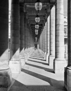 Jardin Photography - Palais Royal Arcade by Hans Mauli