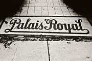 North Louisiana Posters - Palais Royal Poster by Scott Pellegrin