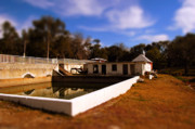 Palatka Photos - Palatka Water Works by Andrew Armstrong  -  Orange Room Images