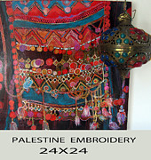 Linda Arthurs - Palestine
