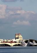 Diane Merkle - Palm Beach Bridge and Marina