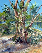 Lisa Boyd - Palm Florida Lake