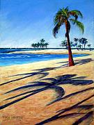 Mary Giacomini - Palm Shadows
