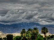 Palm Springs Photos - Palm Springs HDR 016 by Lance Vaughn