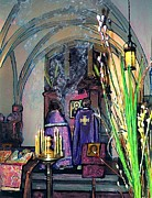 America Mixed Media - Palm Sunday Liturgy by Sarah Loft