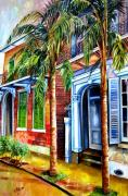 Diane Millsap - Palms on Esplanade Avenue