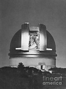 Telescope Dome Framed Prints - Palomar Observatory Framed Print by Science Source