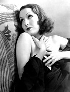 Shoulder Prints - Palooka, Lupe Velez, 1934 Print by Everett