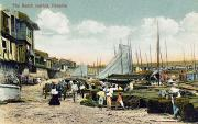 Panama City: Beach Market Print by Granger