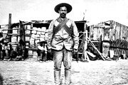 Independence Prints - Pancho Villa Print by Bill Cannon