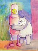 Jonathan Arras - Panda Loves Robot -...