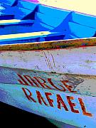 Michael Metal Prints - Panga Jorge Rafael by Michael Fitzpatrick Metal Print by Olden Mexico