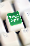 Panic Prints - Panic Over Print by Neil Overy