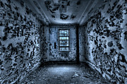 Derelict Photo Posters - Panic Room Poster by Evelina Kremsdorf