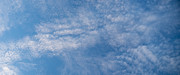 Cloud Art - Panoramic Clouds Number 4 by Steve Gadomski