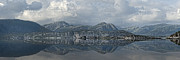 Nord Prints - Panoramic Reflections Print by Andy Astbury