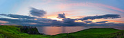 Antrim Posters - Panoramic view from Dunluce Castle Poster by Semmick Photo