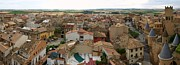 Alfredo Rodriguez - Panoramic View of Olite