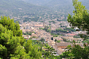 Beautiful Cities Originals - Panoramic view of the Soller by Alexandr Marynkin
