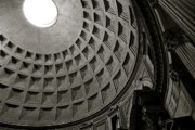 Pantheon Framed Prints - Pantheon Interior Framed Print by Jason Wolters