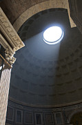 Italy Photo Prints - Pantheon. Rome Print by Bernard Jaubert