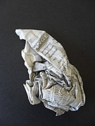 Wild Animal Sculptures - Paper 42 - Frog by Mohd Raza-ul Karim