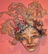 Mickie Boothroyd - Papier Mache Mermaid