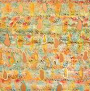 David Jones Paintings - Papyrus by David Jones